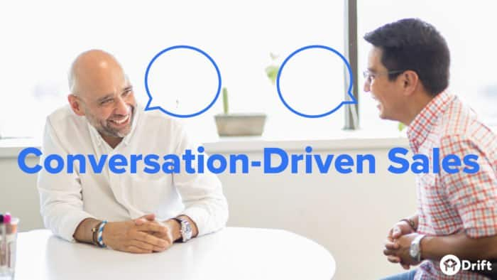 conversational sales and conversational selling