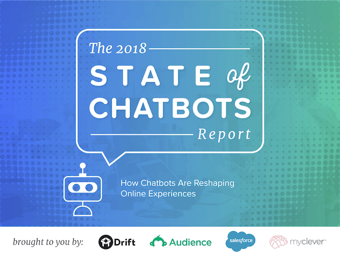 2018 Chatbot Report
