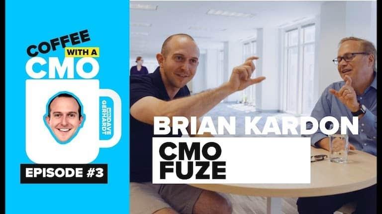 CMO Interview Brian Kardon