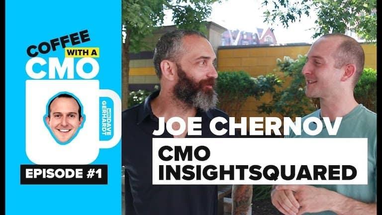 CMO Interview Joe Chernov