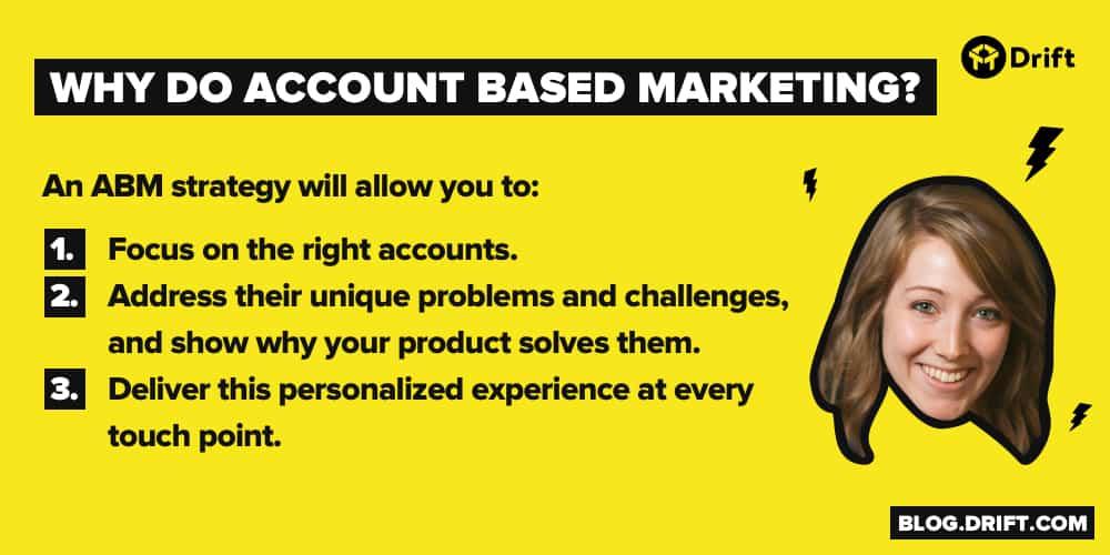 Why Do Account Based Marketing