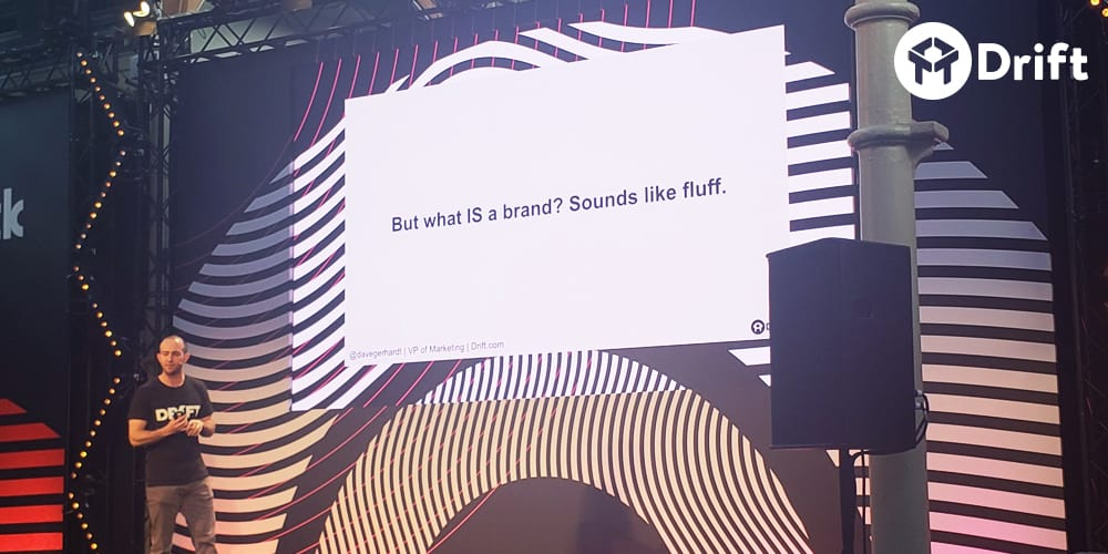 Why you should build a brand