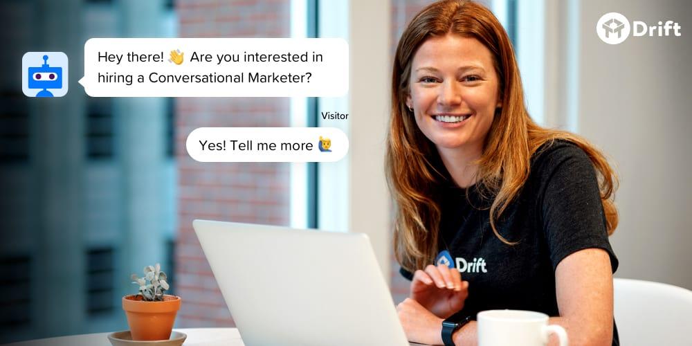 Conversational Marketing Manager