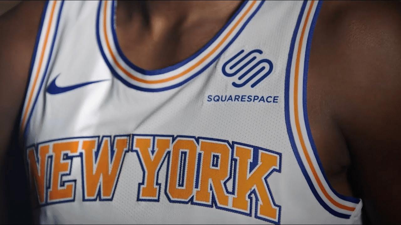 Squarespace Nicks jersey