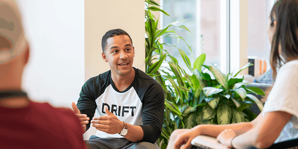 Drift how to grow in your career