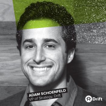 Drift Modern Marketer Playbook Adam Schoenfeld