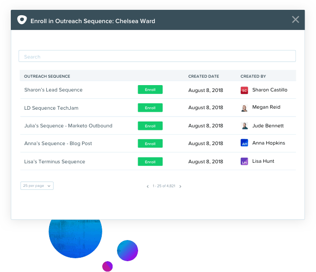 Automatically follow up with prospects with Drift and Outreach