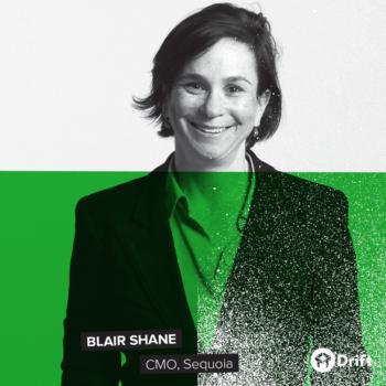 Drift Modern Marketer Playbook Blair Shane