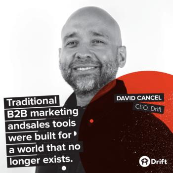 Drift Modern Marketer Playbook David Cancel