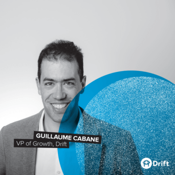 Drift Modern Marketer Playbook Guillaume Cabane