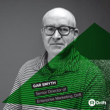 Drift Modern Marketer Playbook Gar Smyth
