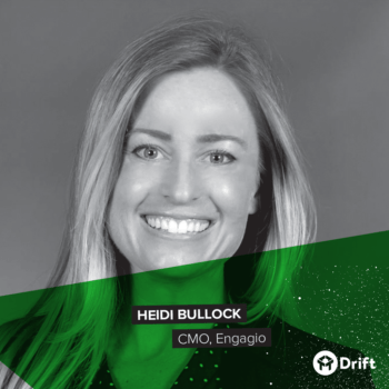 Drift Modern Marketer Playbook Heidi Bullock