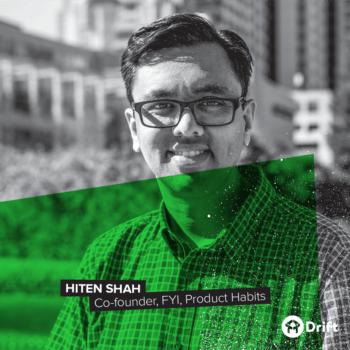 Drift Modern Marketer Playbook Hiten Shah