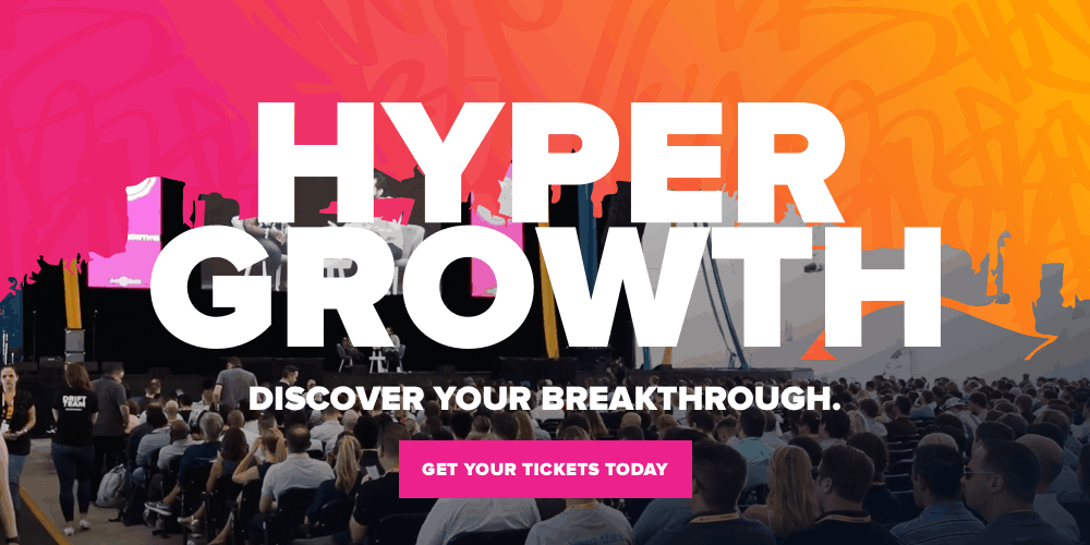 HYPERGROWTH Get Your Tickets Today