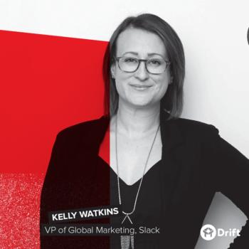 Drift Modern Marketer Playbook Kelly Watkins