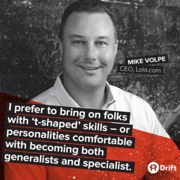 Drift Modern Marketer Playbook Mike Volpe