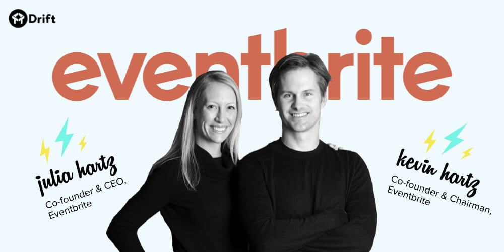 How Eventbrite grew to a billion dollar company