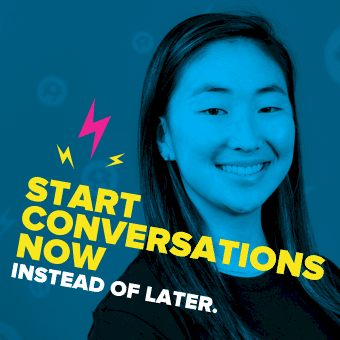 start conversations now