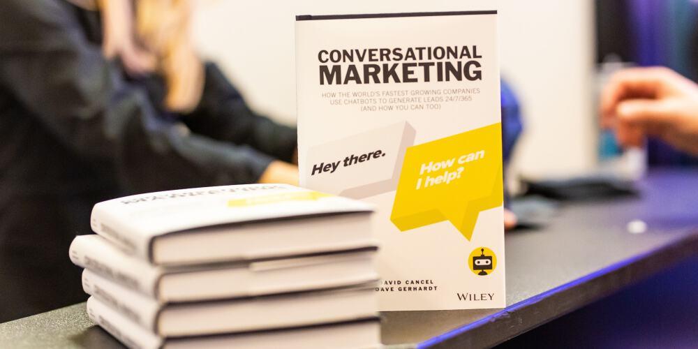 Drift Conversational Marketing book