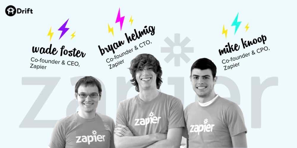 Drift How Zapier Grew