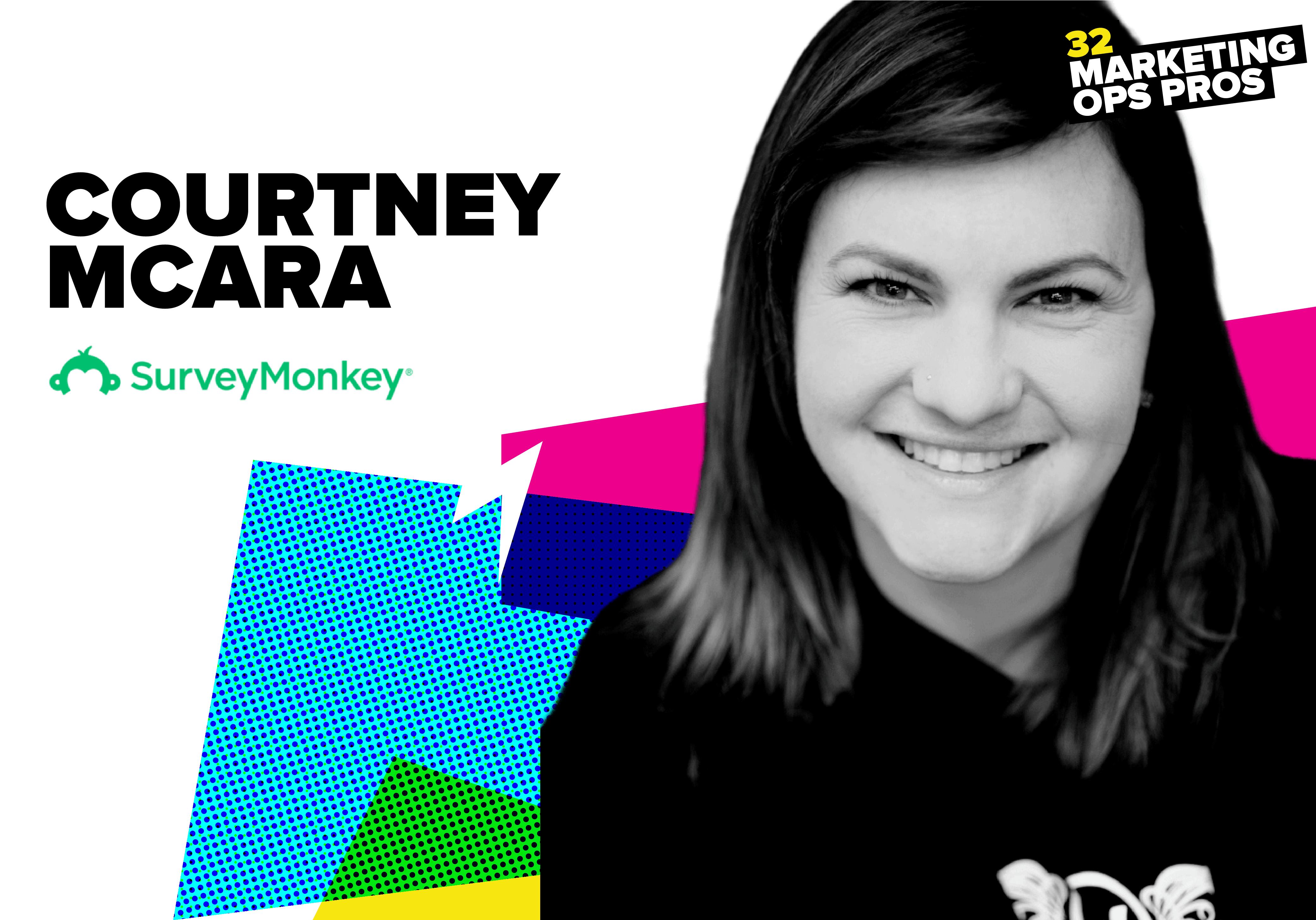 Courtney McAra, SurveyMonkey