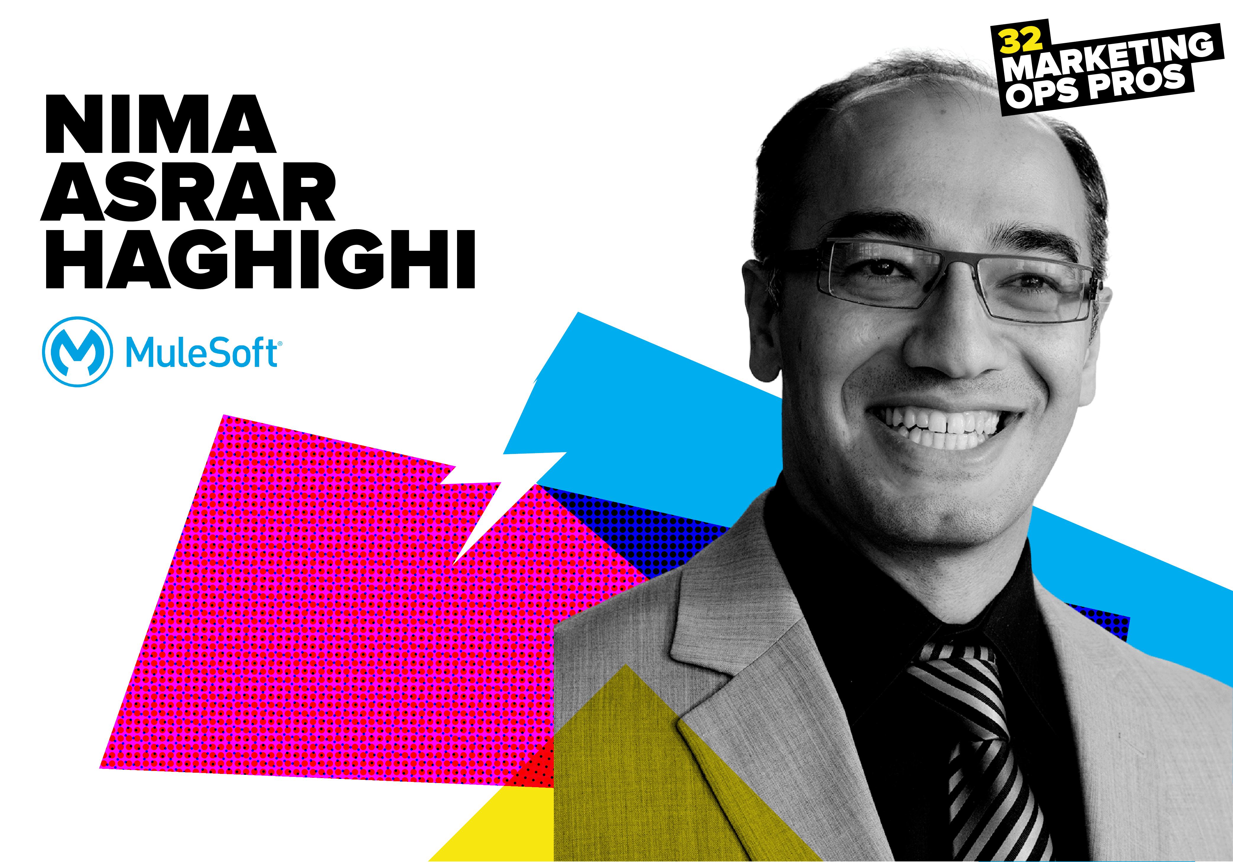 Nima Asrar Haghighi, MuleSoft