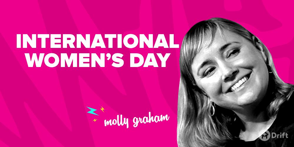 International Women's Day - Molly Graham
