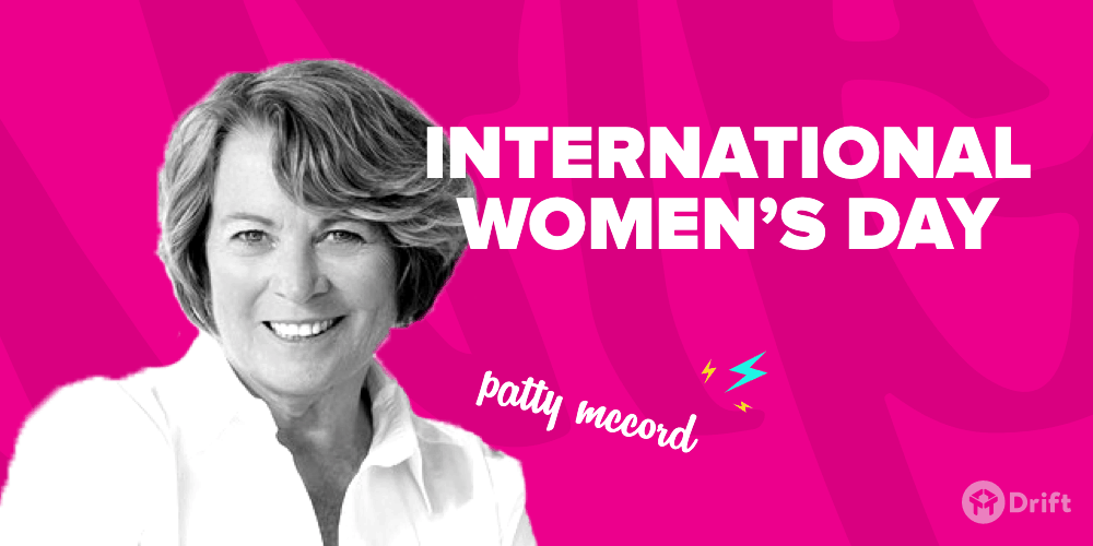 International Women's Day - Patty McCord
