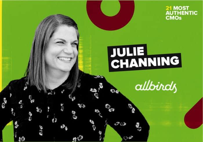 Julie-CMO