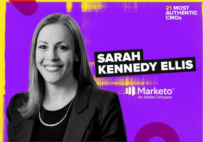 Sarah-CMO