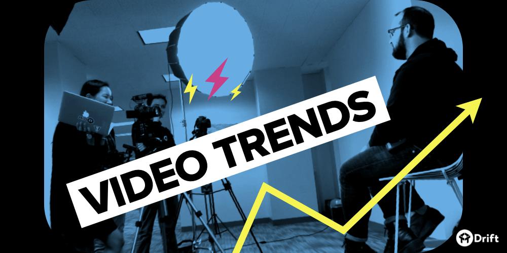Drift Sales Video Trends