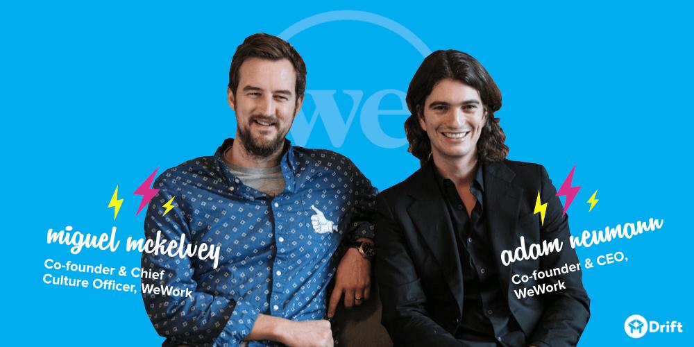 How WeWork Grew to a billion dollary company