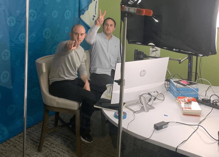 Dave and Mark webinar