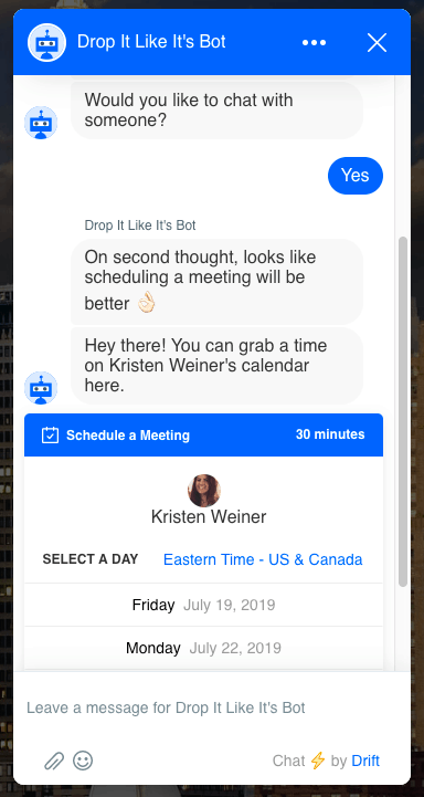 schedule-meeting-driftbot