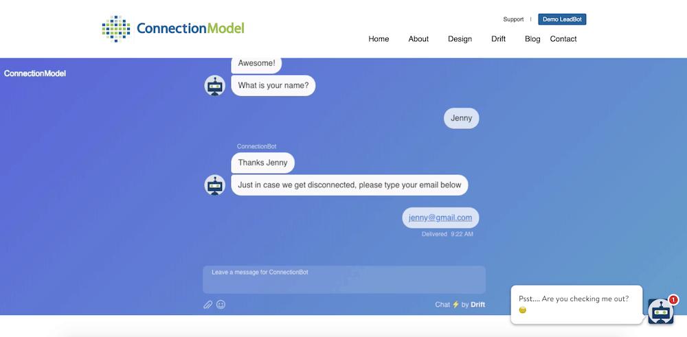 conversation-connection-model