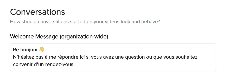 video-conversation