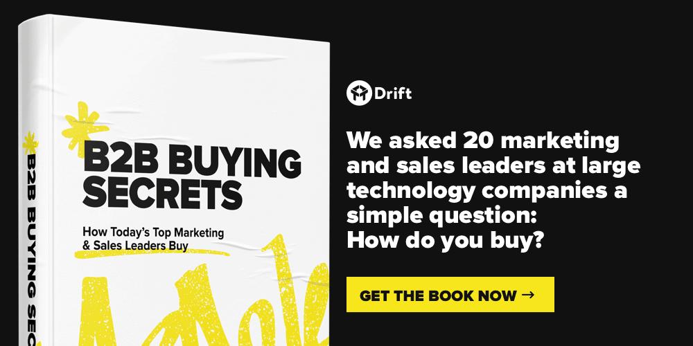 B2B Buying Secrets