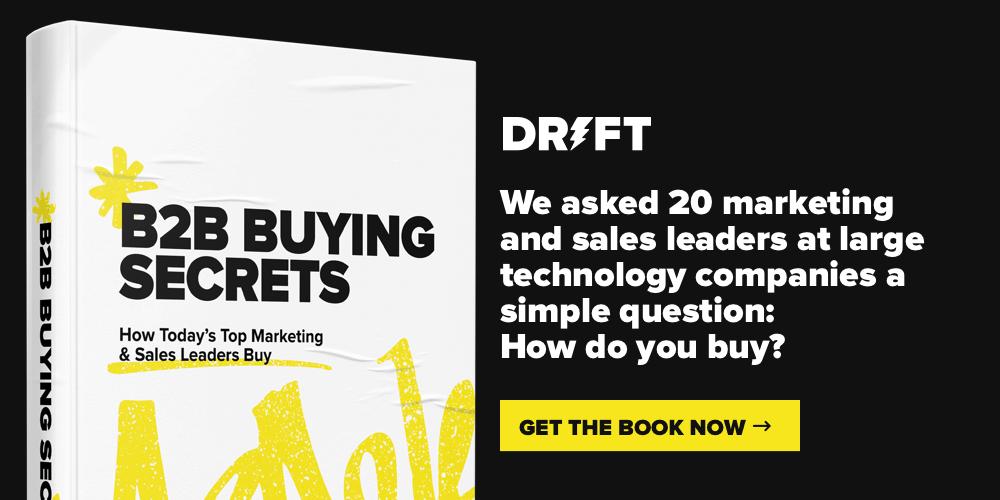 b2b sales secrets book