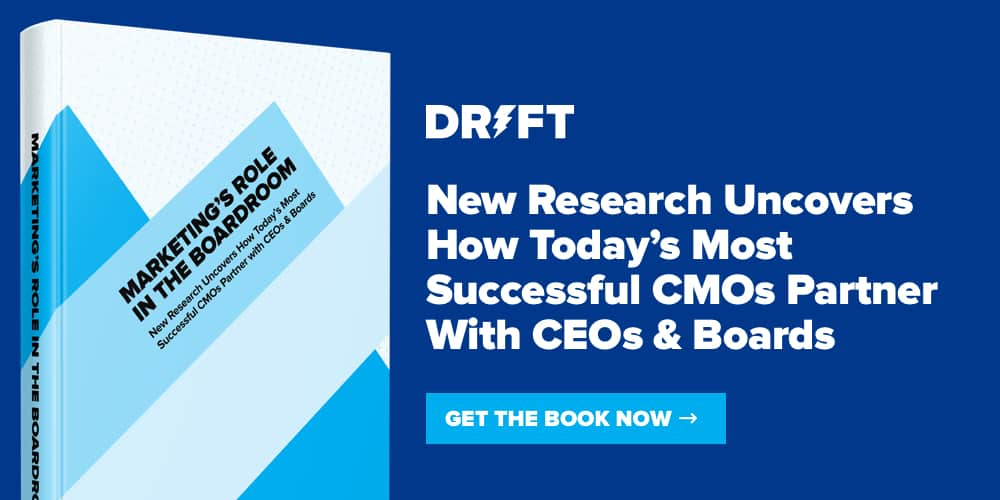 Marketing's Role in the Boardroom report