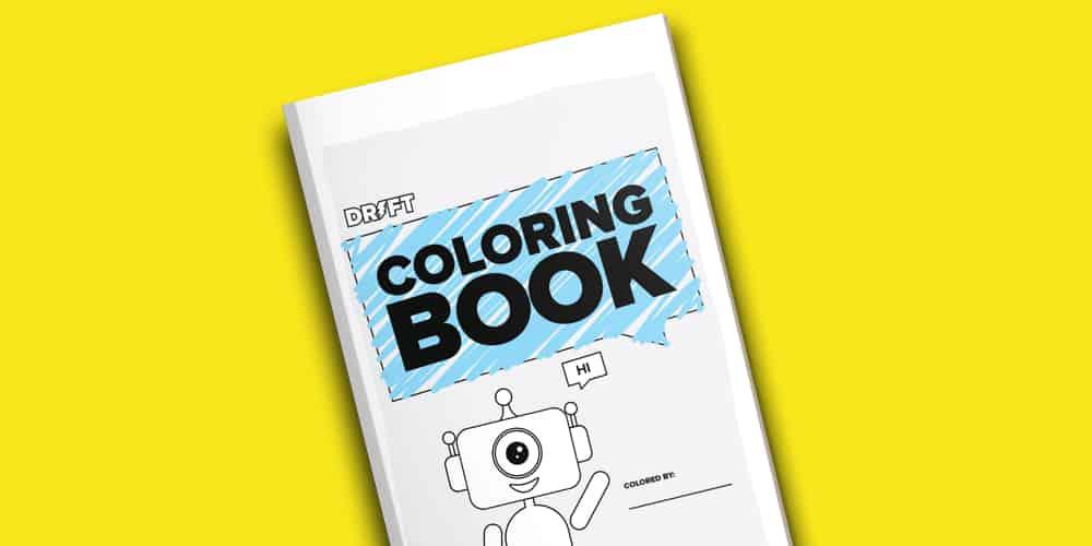 Drift Coloring Book_header