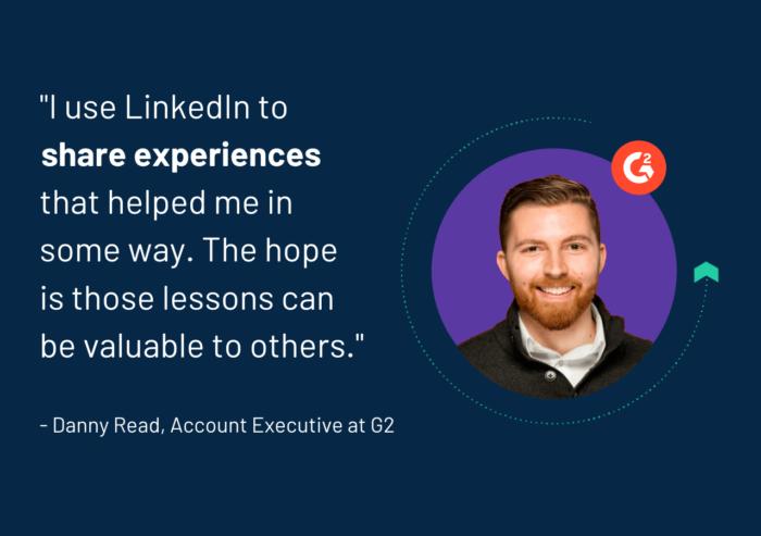 Using LinkedIn for leads