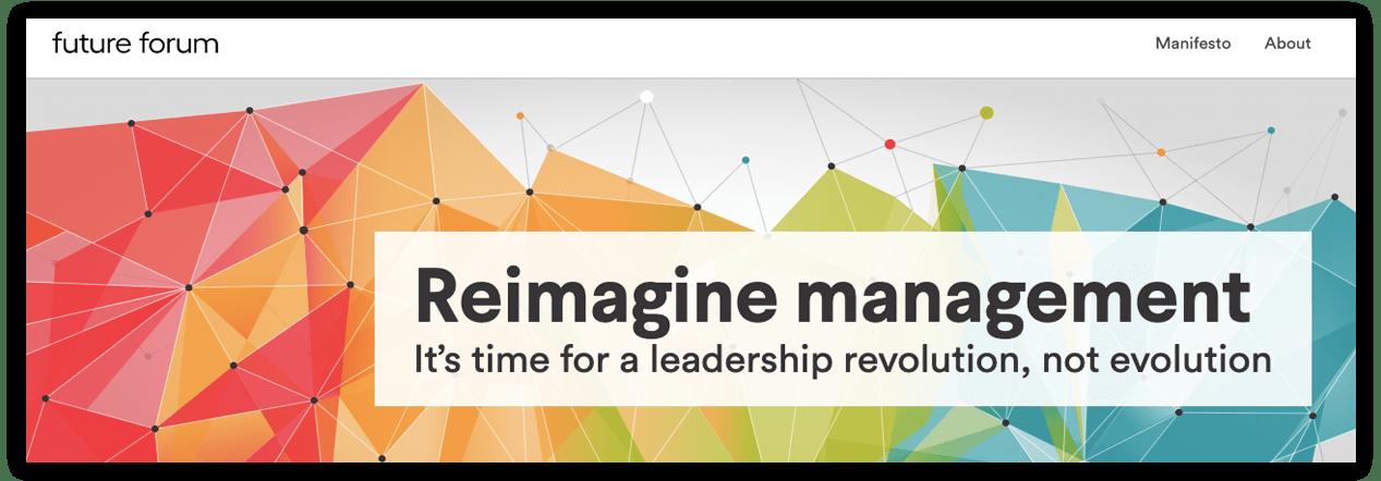 Slack Reimagine Management