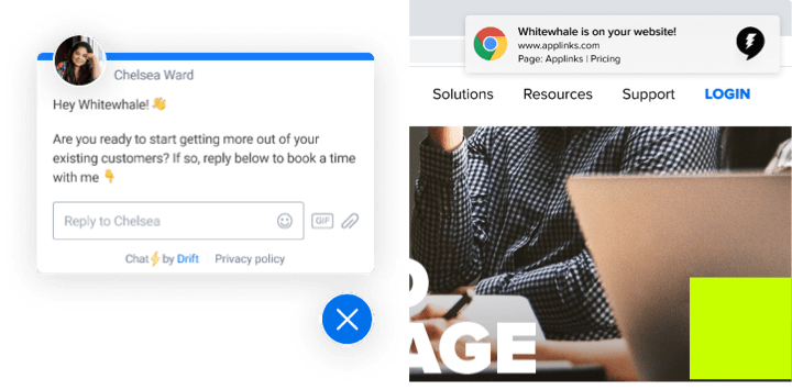 account based marketing notifications
