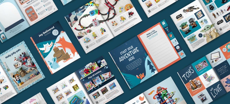 Amazon Holiday Wish Book