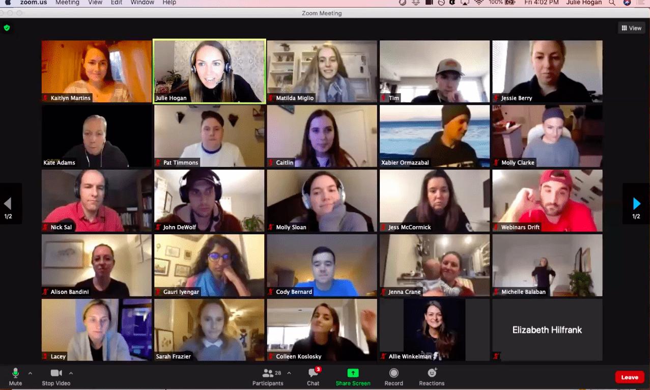 Drift Marketing team hackathon