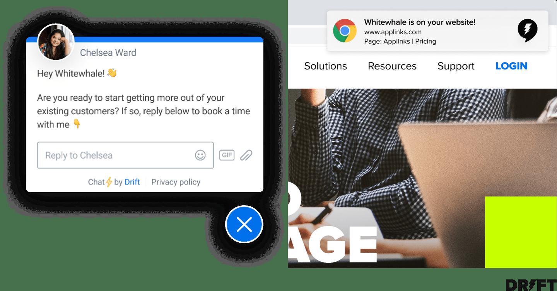 b2b digital advertising notifications