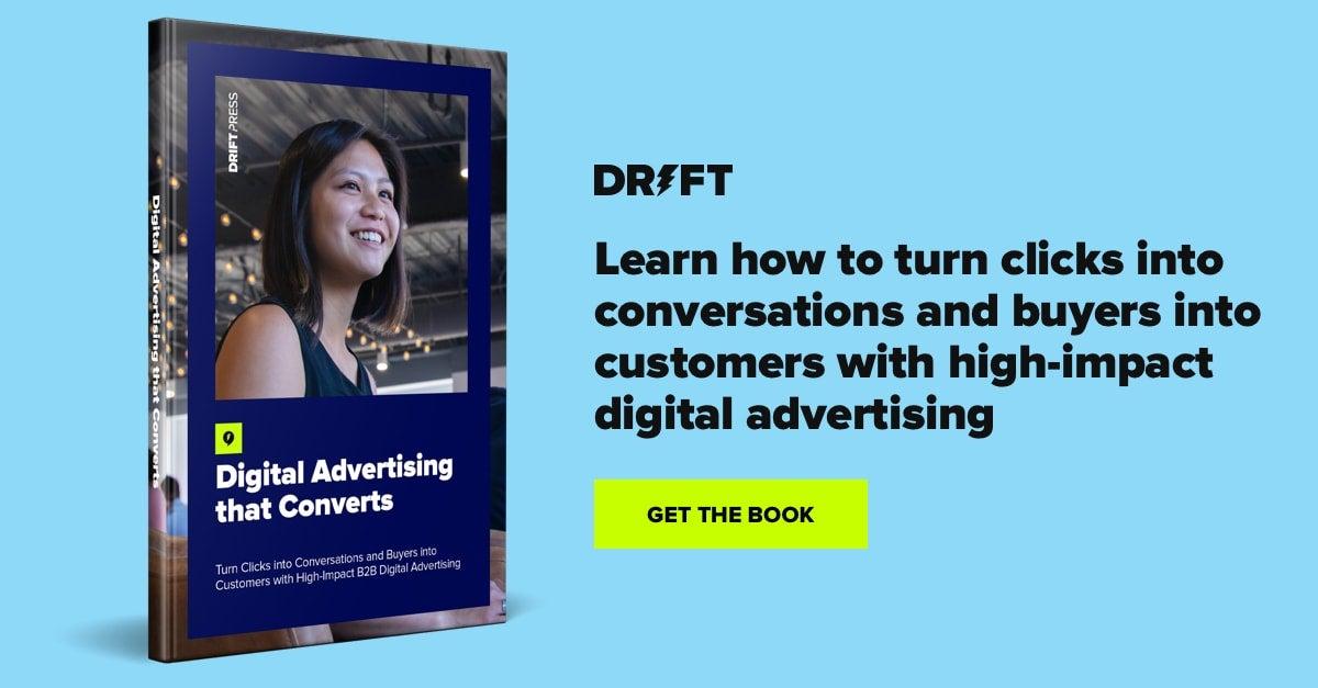 b2b digital advertising Drift
