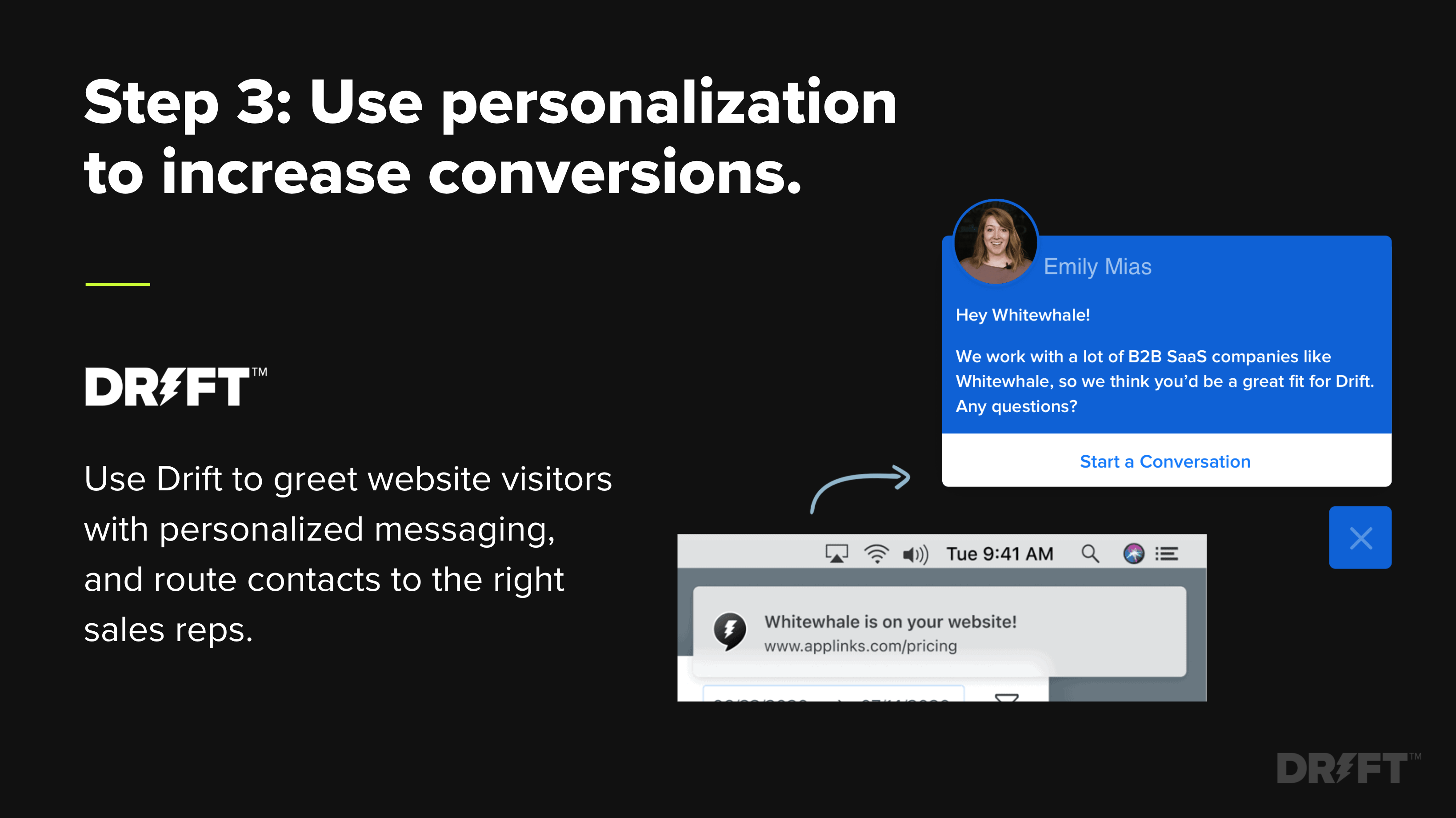 personalized account based engagement