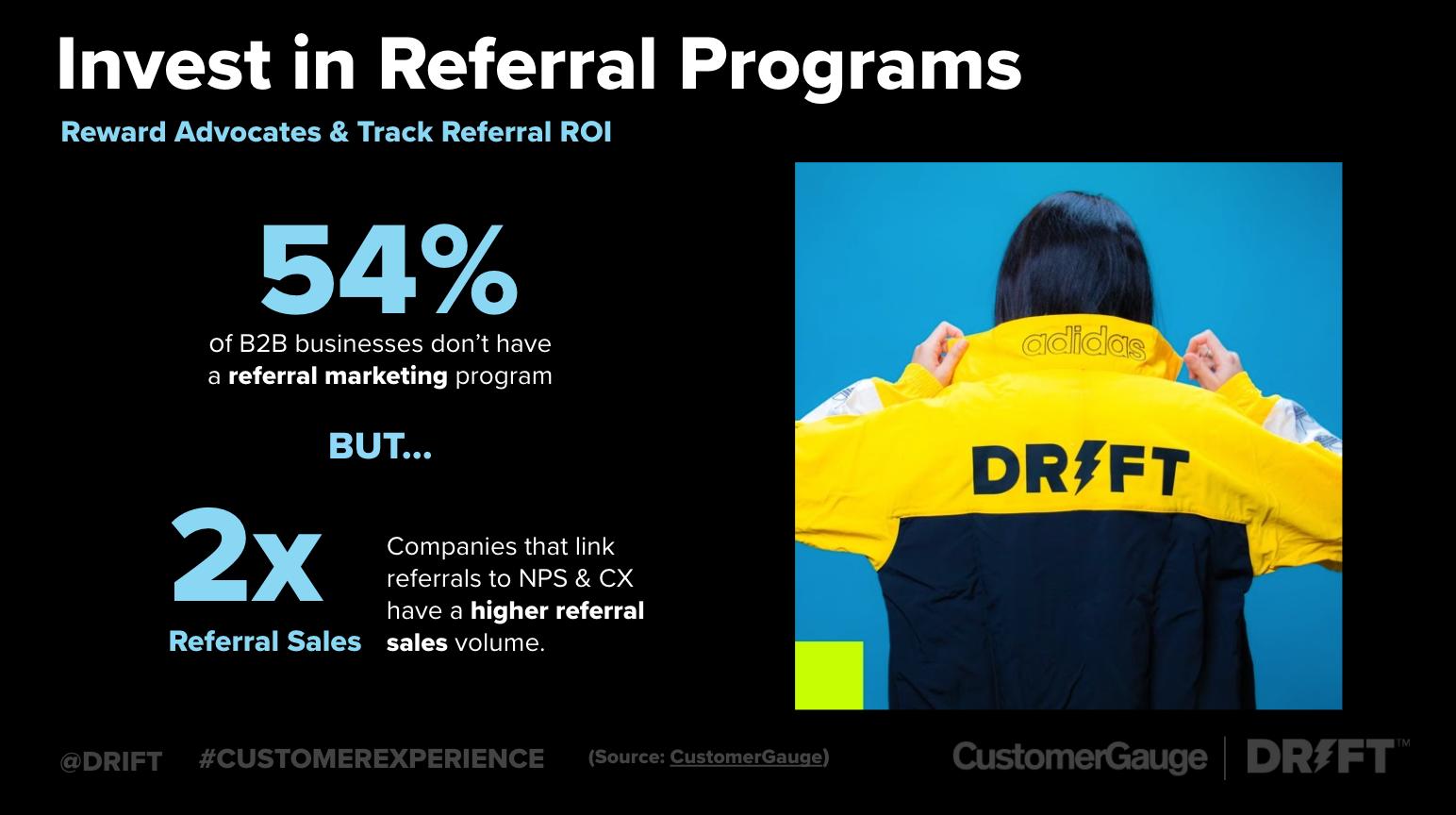 referrals programs for marketing ROI