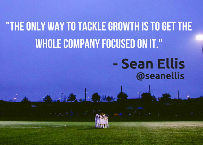 Sean Ellis Growth